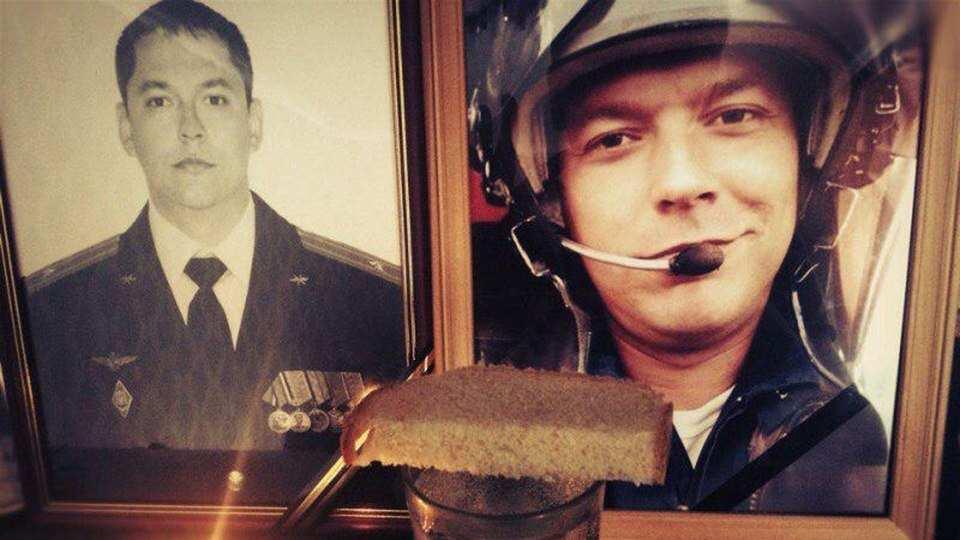 Имялётчика, погибшего вСирии, увековечили народине   Русская весна