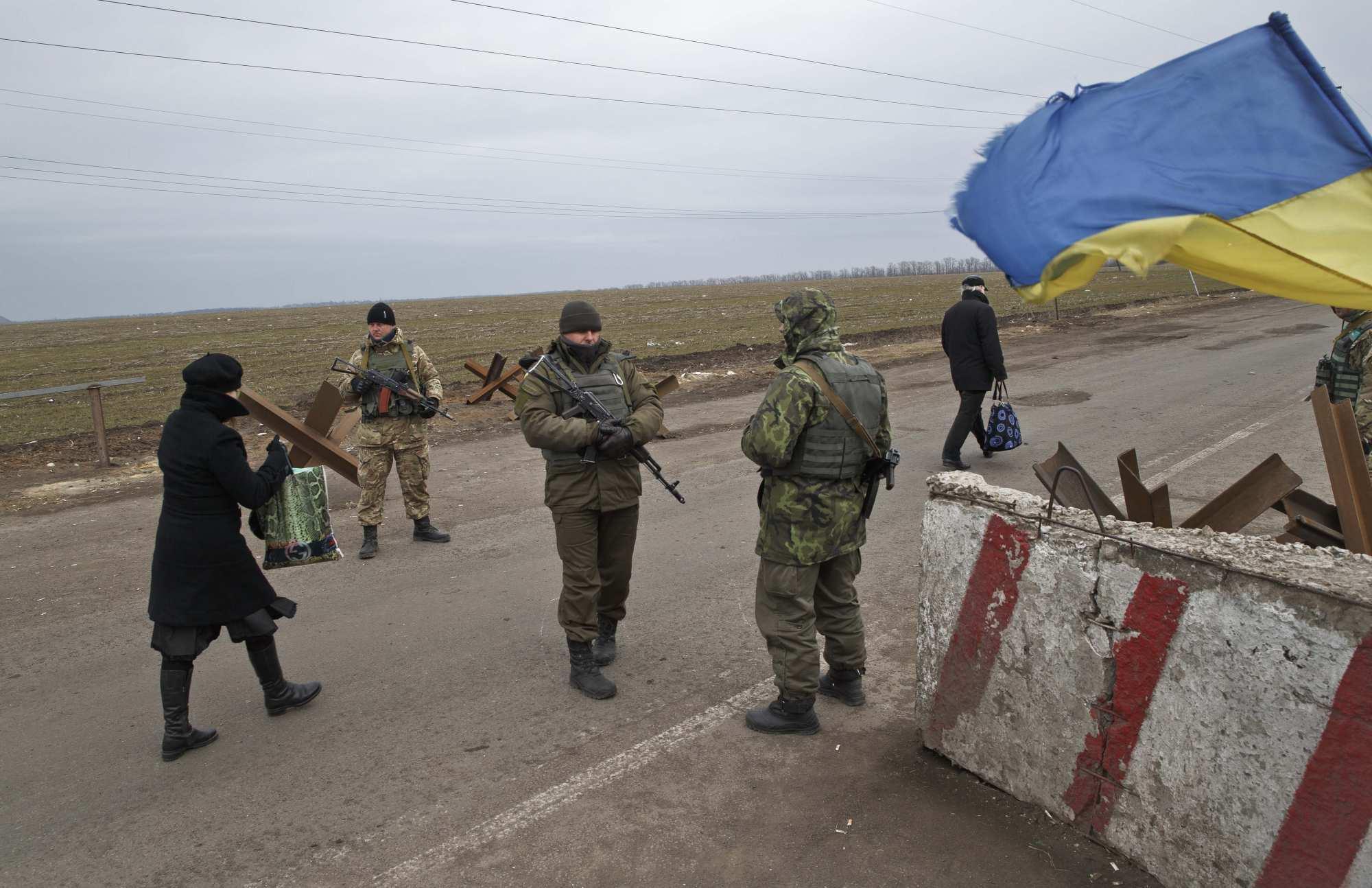 ВСУ начали установку веб-камер для выявления сепаратистов среди жителей | Русская весна