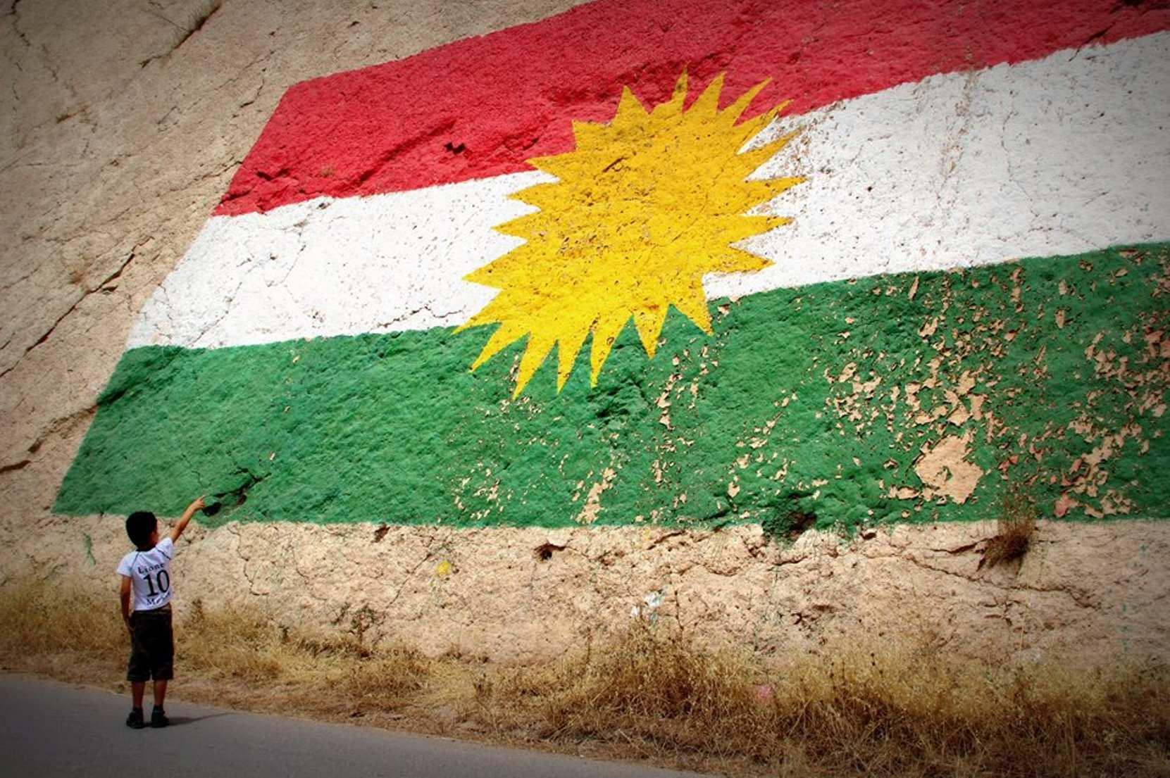 Иракский Курдистан голосует занезависимость   Русская весна