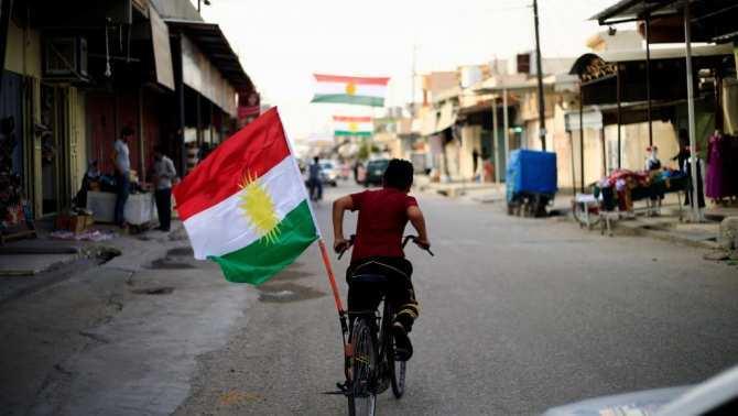 Курдистан пошел на попятную | Русская весна
