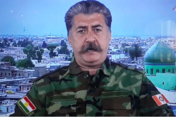 «Курдский Сталин» благодарит ВКСРоссии (ВИДЕО) | Русская весна