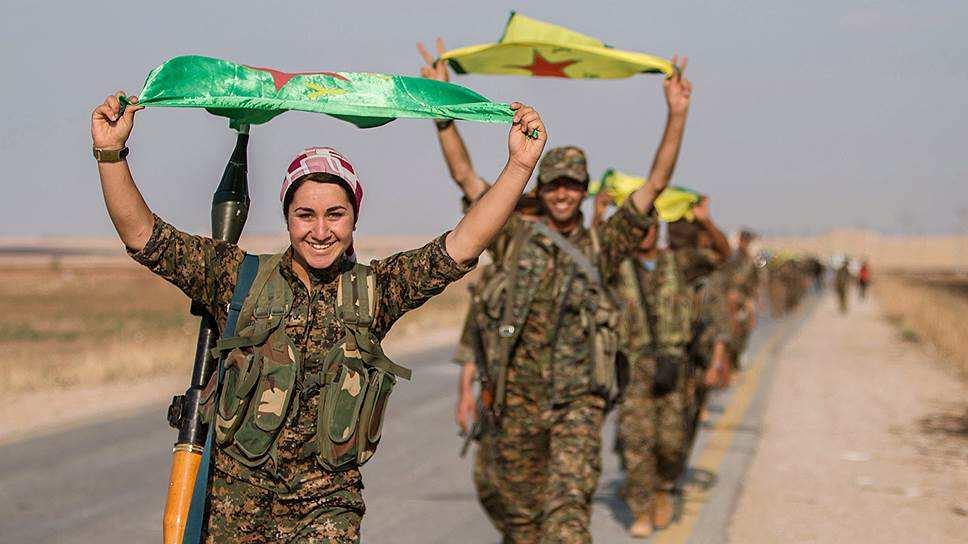 ВАЖНО: Россия отправила военную помощь сирийским курдам | Русская весна