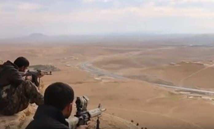 Стратегическая потеря ИГИЛ: курды захватили ГЭС Тишрин и рассекли надвое позиции боевиков (ВИДЕО) | Русская весна