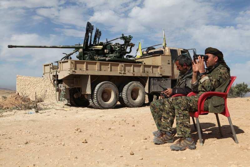 Сводка от «Тимура»: боевики с территории Турции атаковали позиции САА при поддержке артиллерии «османов», «ан-Нусра» пыталась прорваться под Дамаском | Русская весна