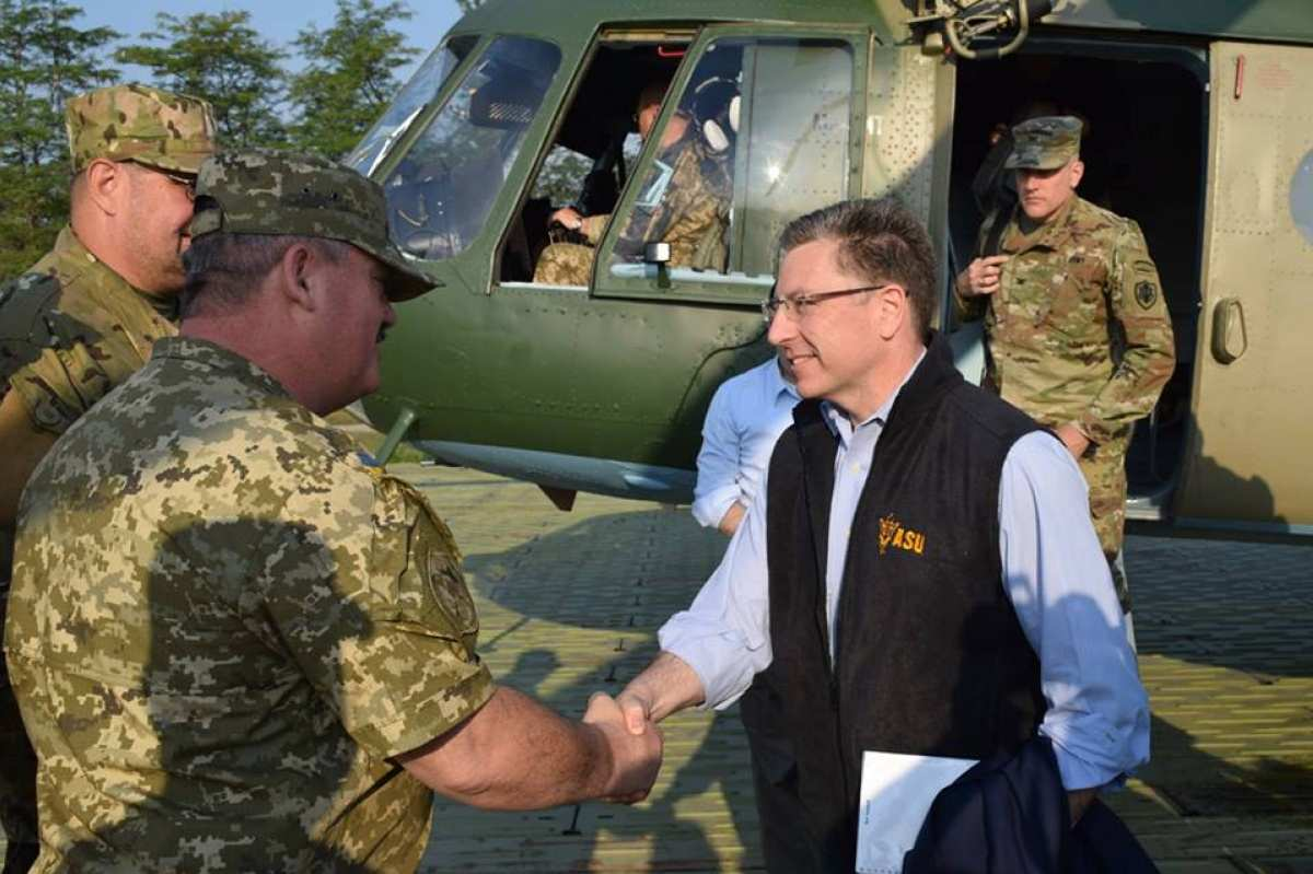 Секретный визит Волкера на Украину. Порошенко не нравится Вашингтону (ФОТО) | Русская весна