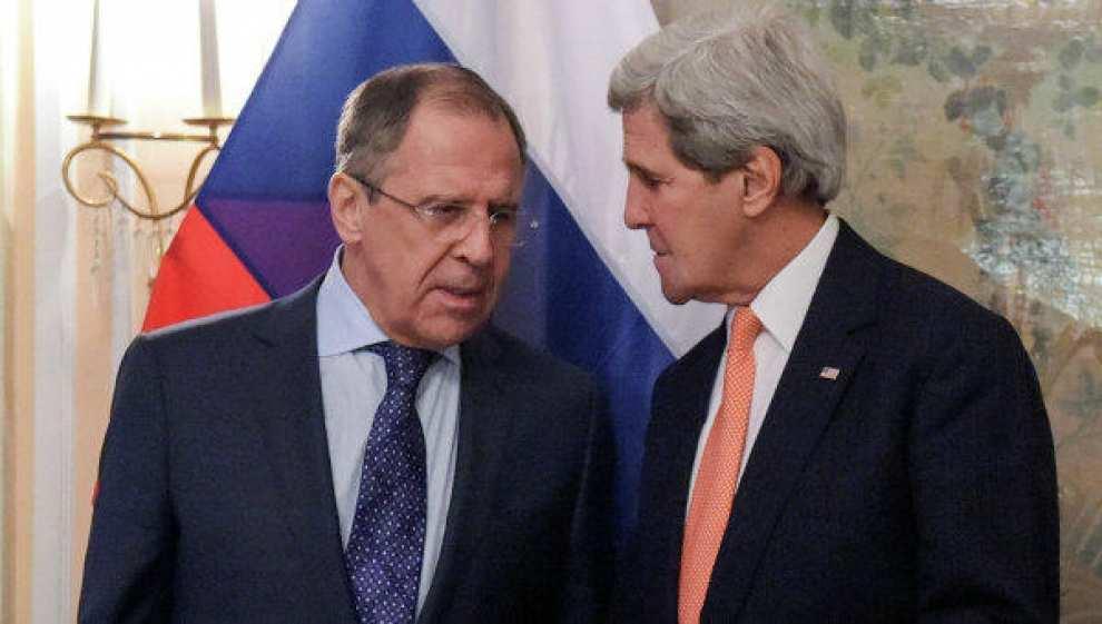 Лавров и Керри обсудили блокирование подачи электроэнергии в Крым | Русская весна