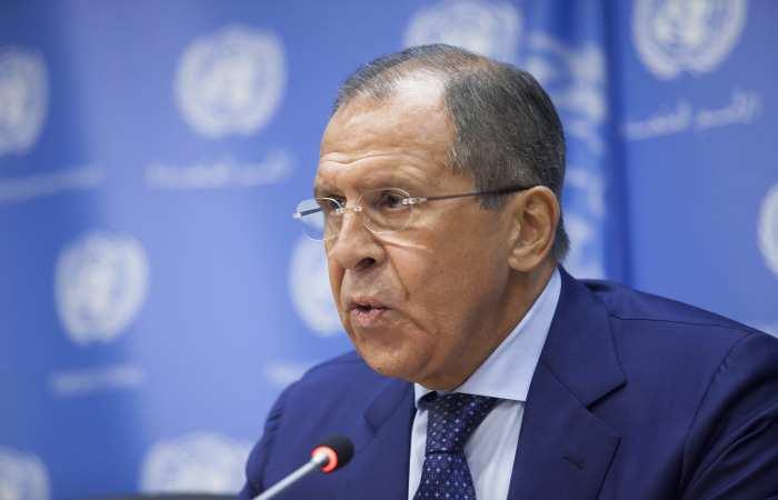 Лавров проведет переговоры со спецпредставителем генсека ООН по Сирии | Русская весна