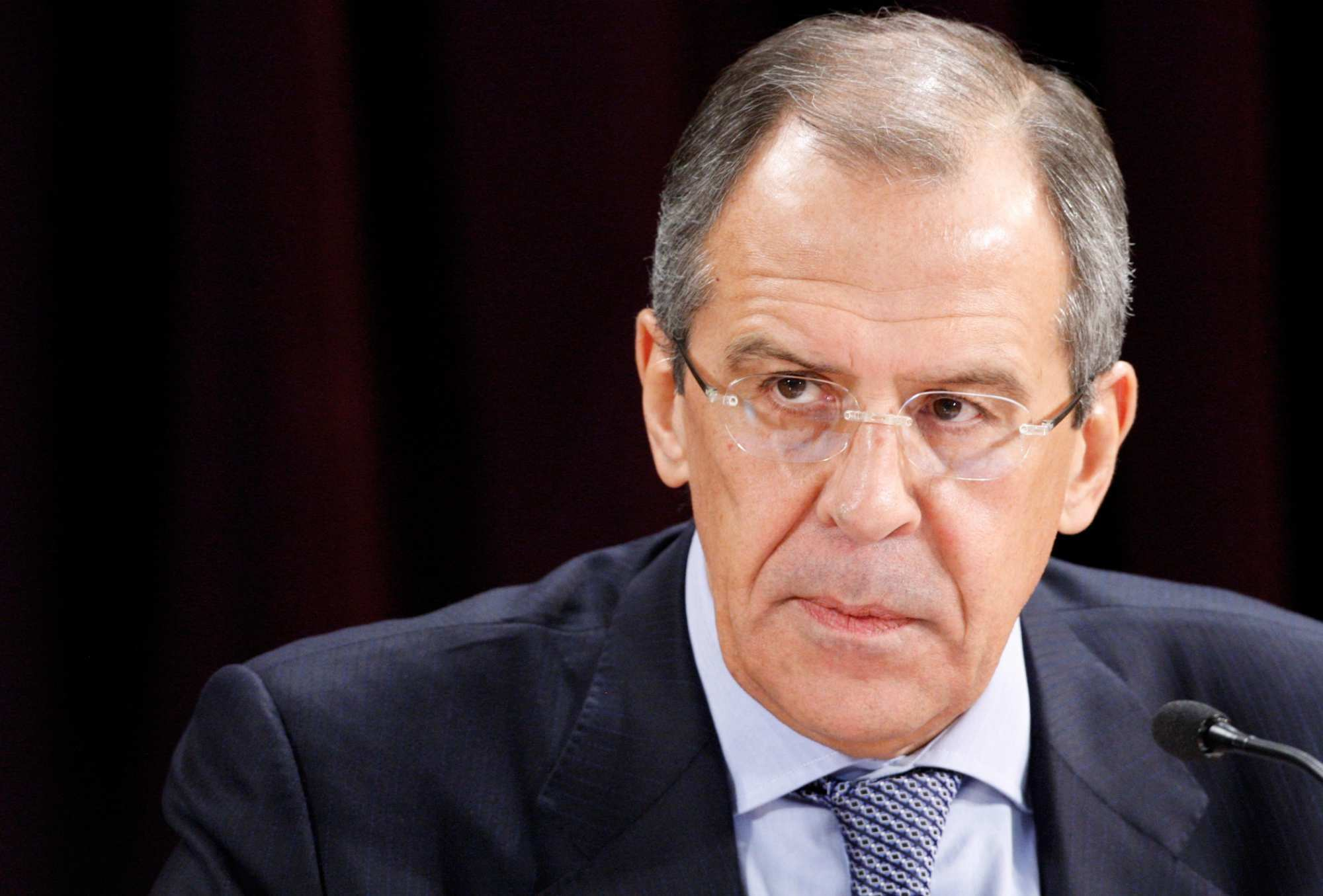 Сирия стала для Запада предлогом для давления на Россию, — Лавров (ВИДЕО) | Русская весна