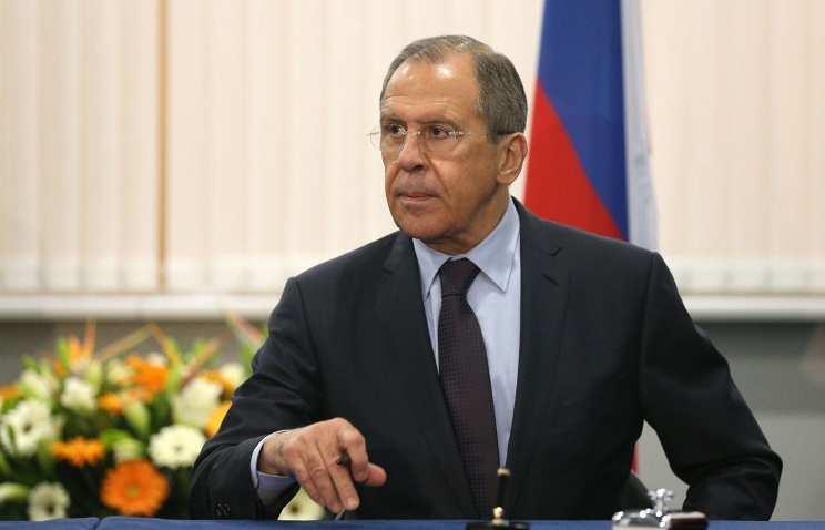 Лавров: Киев недолжен переиначивать итоги минских соглашений | Русская весна