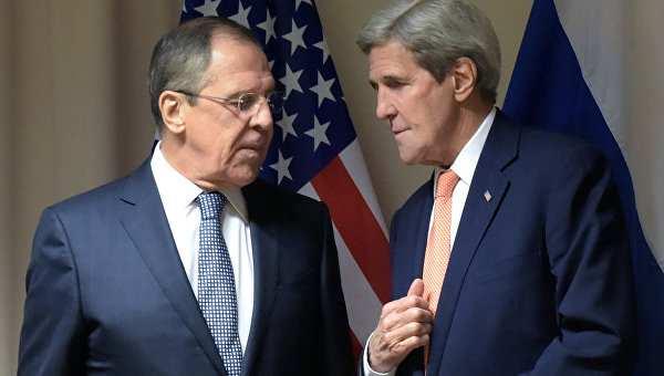 Лавров и Керри обсудили перемирие в Сирии | Русская весна