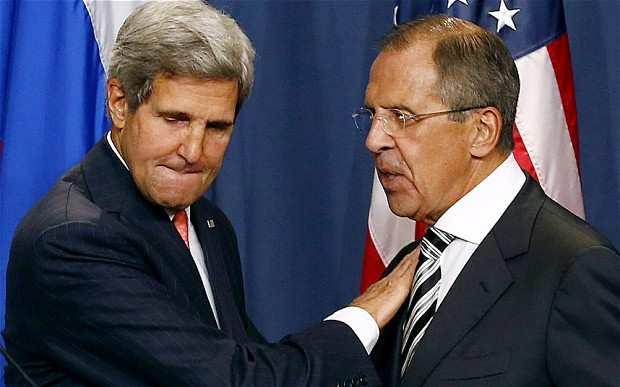 МИДРФдопускает присоединение России ккоалиции против «ИГИЛ»: Лавров иКерри встретятся наполях ГАООН | Русская весна
