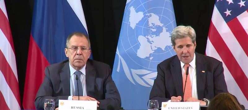 Пресс-конференция С. Лаврова и Дж. Керри по итогам переговоров по Сирии в Мюнхене – прямой эфир (ВИДЕО) | Русская весна