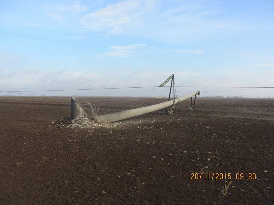 Яценюк поручил начать ремонт ЛЭП, снабжающих электроэнергией Крым | Русская весна
