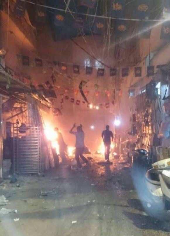 ИГИЛ наносит удар по Хезболле: кровавый теракт в столице Ливана — эхо войны в Сирии (ВИДЕО+ФОТО)   Русская весна