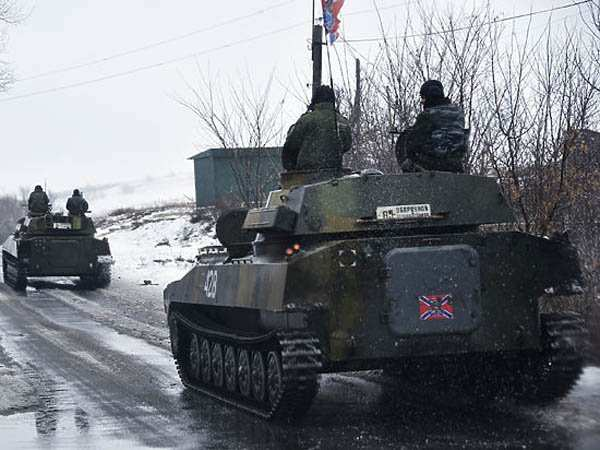 Мы уже Новороссия! — записки ополченца ЛНР об обстановке на фронте | Русская весна