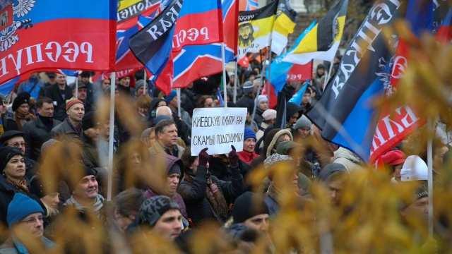 Киеву придется смириться с тем, что он «вернет» себе границу на Донбассе на крайне невыгодных условиях | Русская весна