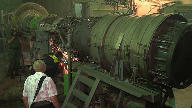 В Луганске заработал уникальный авиаремонтный завод (ВИДЕО) | Русская весна