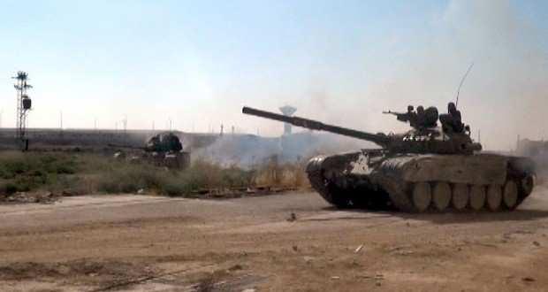Сирийская армия готовит наступление (ВИДЕО) | Русская весна