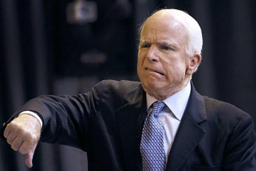 Яценюк назвал смерть Маккейна большой потерей дляУкраины | Русская весна