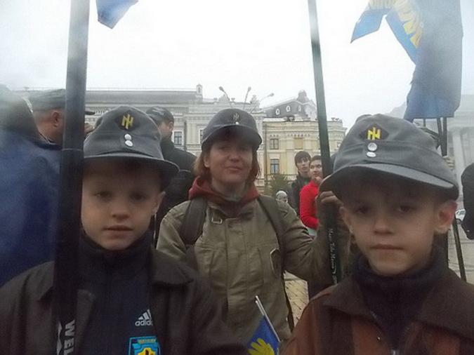 Несколько вопросов украинским родителям | Русская весна