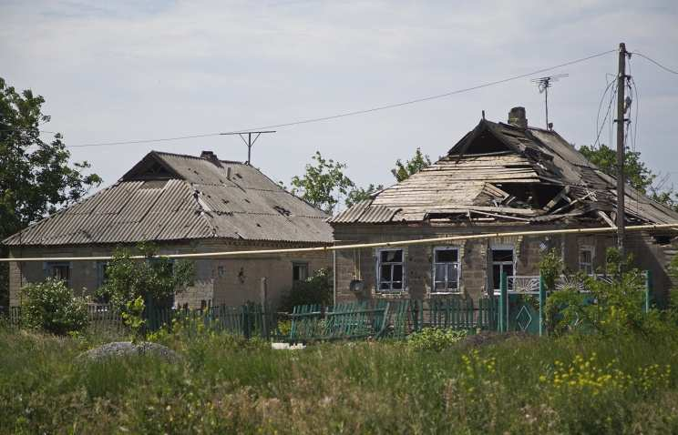 За неделю в ДНР погибли 9 мирных жителей и 35 бойцов ополчения | Русская весна
