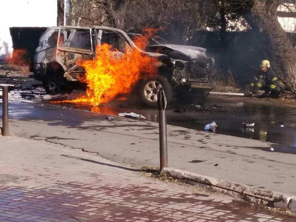 МГБДНРпрокомментировало уничтожение полковника СБУвМариуполе | Русская весна