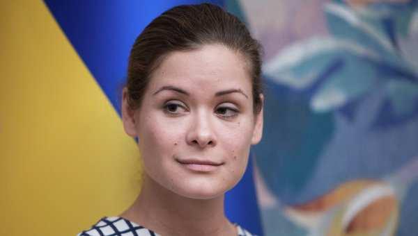СРОЧНО: Порошенко назначил Марию Гайдар своим советником   Русская весна