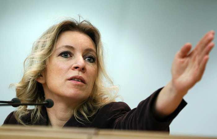 Захарова ответила на обвинения Запада в адрес ВКС РФ в Сирии (ВИДЕО) | Русская весна