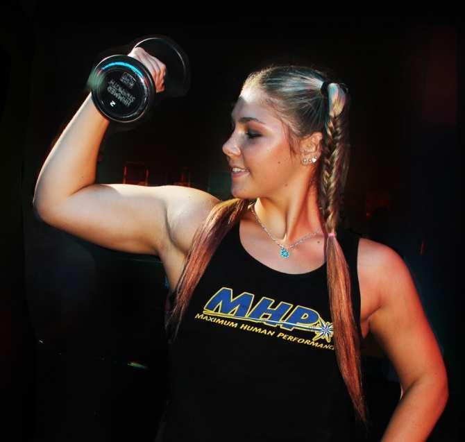 В Донецк приехала самая сильная девушка планеты (ВИДЕО) | Русская весна