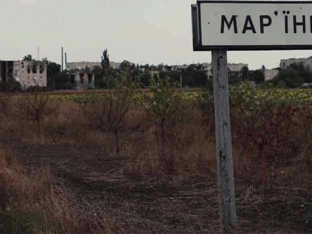 Раненные под Марьинкой украинские боевики доставлены в Одессу | Русская весна