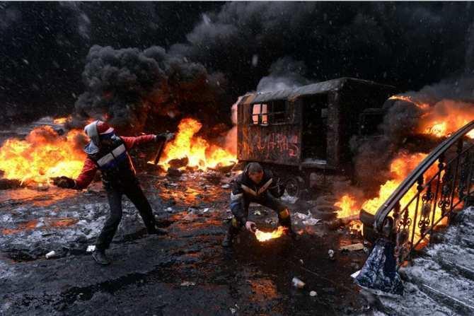 «А я не был на Майдане!» — украинцы массово открещиваются от участия в «революции гидности» | Русская весна