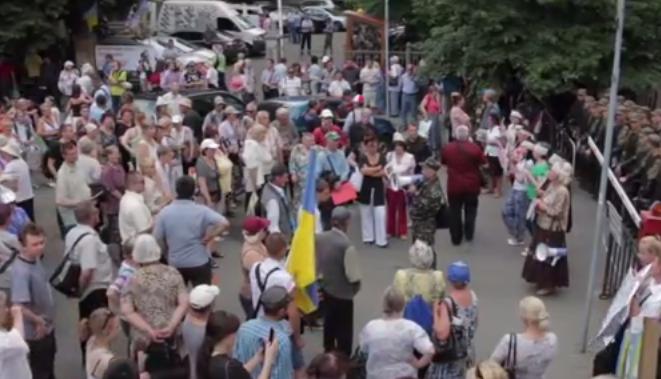 Майдан 3.0 (ВИДЕО) | Русская весна