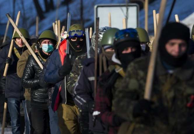 «Правый сектор» признал, чтоМайдан былгосударственным переворотом | Русская весна