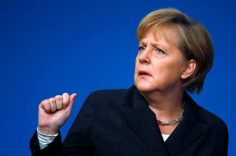 ВРаде обвинили Германию вущемлении интересов Украины | Русская весна