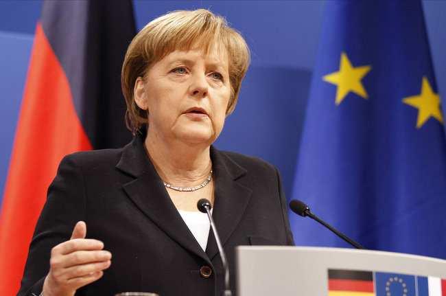 СМИ: Меркель считает, что решение сирийского кризиса без РФ невозможно | Русская весна