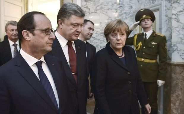 Соратник Ляшко: Меркель сделала Порошено непристойные предложения | Русская весна