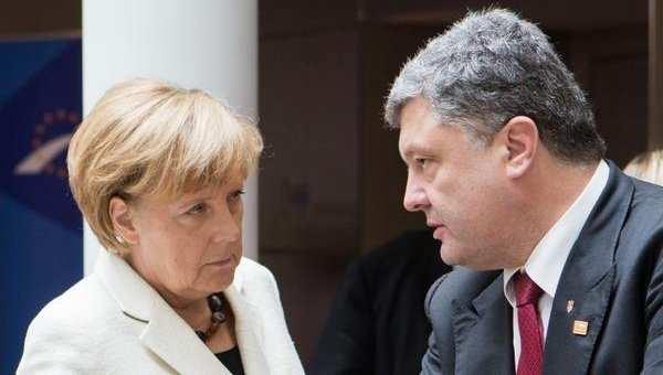 Сегодня в Германии от Порошенко потребуют принять закон о выборах на Донбассе, — украинский дипломат | Русская весна