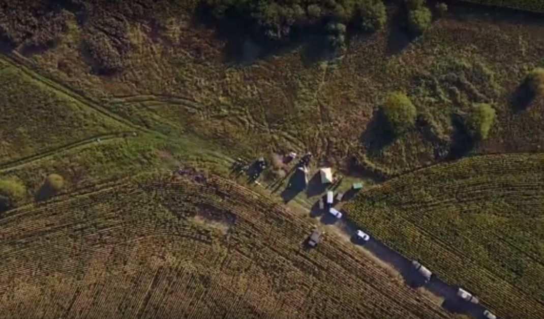 Появились кадры с места крушения военного самолета под Хмельницким (ВИДЕО) | Русская весна