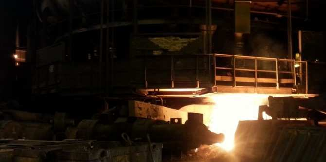 Донецкий металлургический завод планирует возобновить работу к началу мая | Русская весна