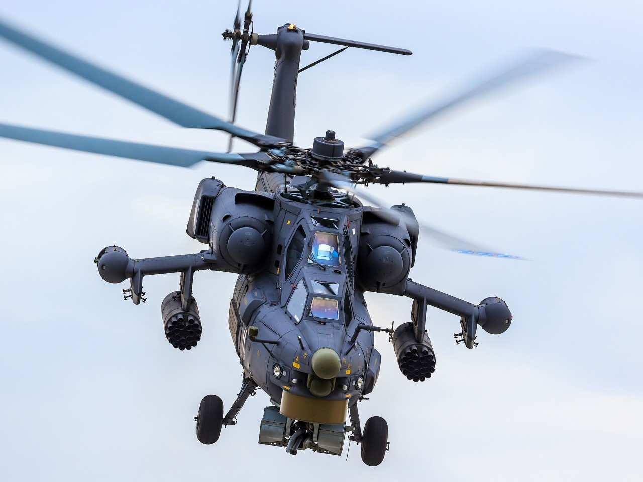 Охота на ИГИЛ: Кадры точных атак «Ночных охотников» Ми-28 у Пальмиры — вид из кабины (ВИДЕО) | Русская весна