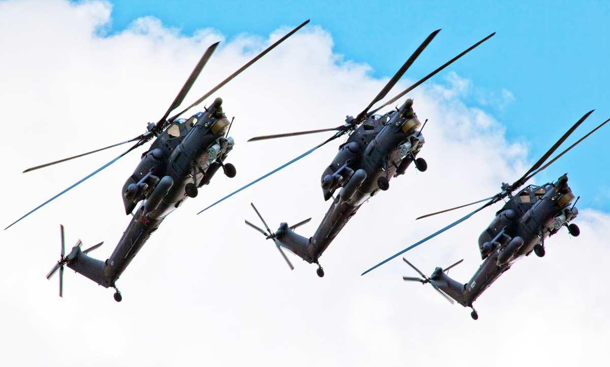 Сирия: Смертоносная карусель — русский спецназ наводит Ми-28набоевиков (ВИДЕО) | Русская весна
