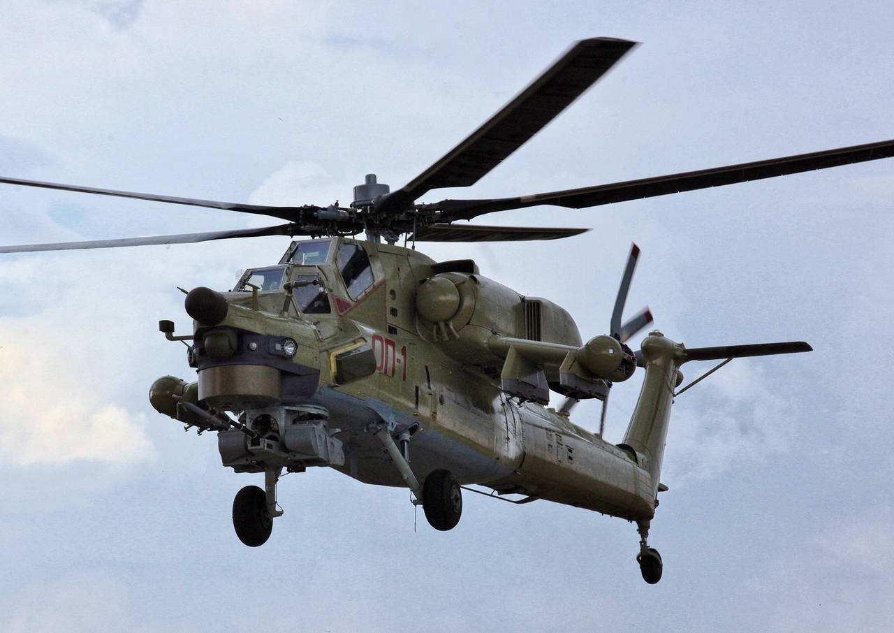 Смерть снебес: «Ночные охотники» Ми-28уничтожают боевиков ИГИЛ (ВИДЕО) | Русская весна