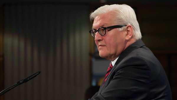 Глава МИДФРГ: перемирие вДонбассе втечение двух месяцев этоуспех | Русская весна
