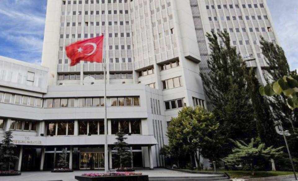Посол СШАвАнкаре вызван вМИДТурции из-за высказываний осирийских курдах   Русская весна