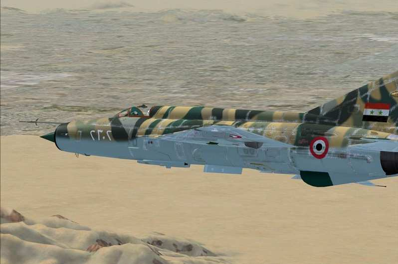 ВВССирии подДейр-эз-Зором бомбят ИГИЛ ссамолетов МиГ-21: взгляд изкабины (ФОТО, ВИДЕО) | Русская весна
