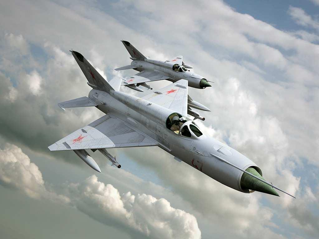 Сирийские военные воюют с ИГИЛ на советских истребителях МиГ-21 (ВИДЕО) | Русская весна