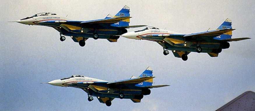 Три МиГ-29 Украины собирались «за 15 минут уничтожить весь российский флот» | Русская весна