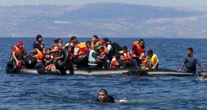 У берегов Греции затонули лодки с мигрантами, 21 человек погиб | Русская весна