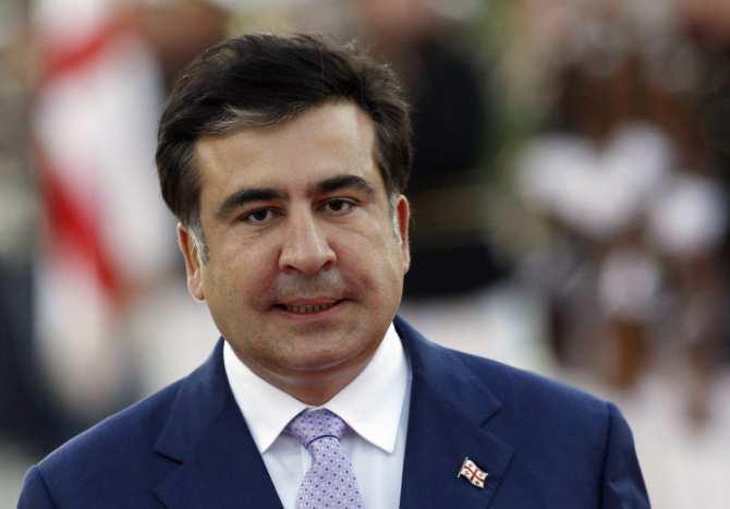 Я герой трёх революций! — Саакашвили будет добиваться возврата гражданства Украины (ВИДЕО) | Русская весна