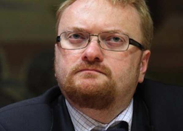 Милонов заявил оготовности поехать добровольцем вДонбасс  | Русская весна